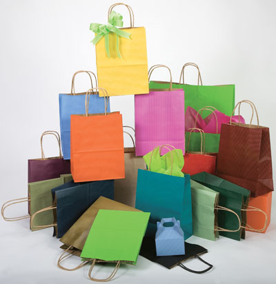 Shadow-Stripe-Shopping-Bags